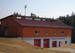 neues Feuerwehrhaus 1