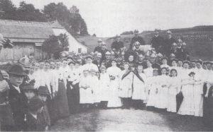 Gründungsfest 1910 (2)